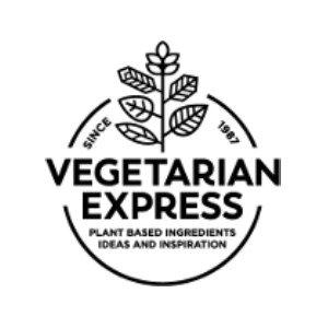 Vegetarian Express logo image