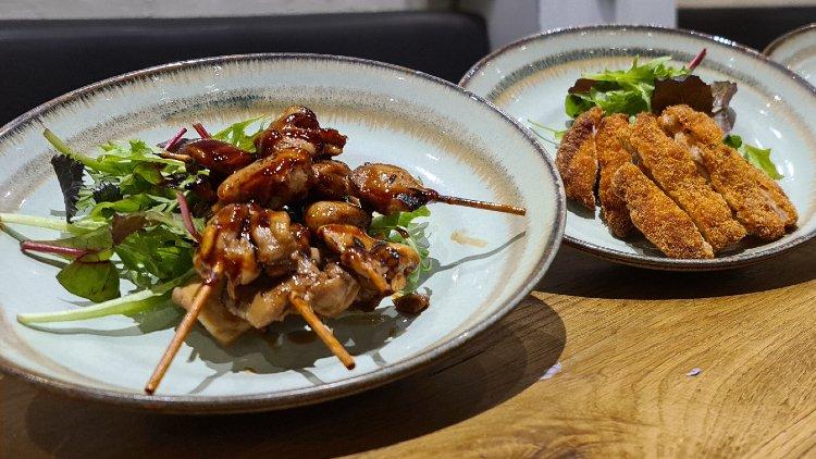 Yakitori King by Atariya Foods cover image