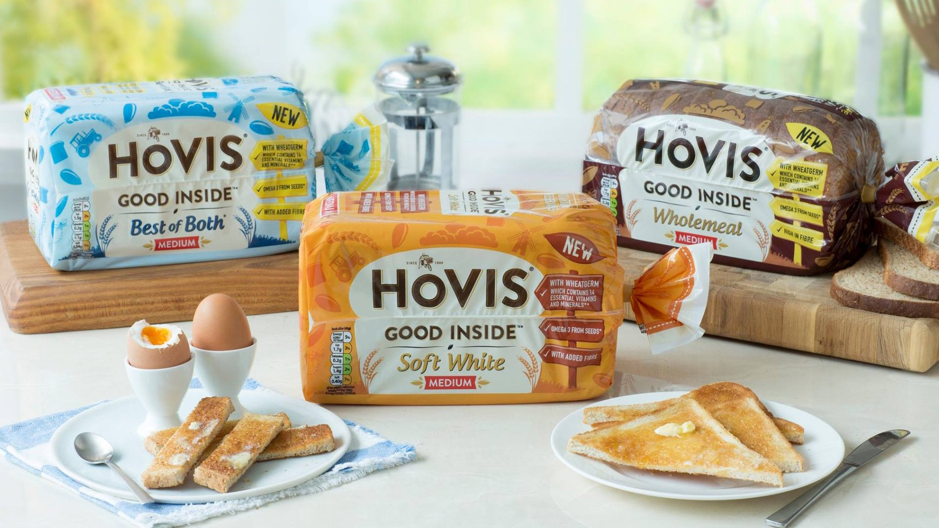 Hovis cover image