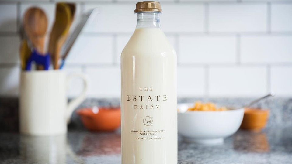 The Estate Dairy cover image