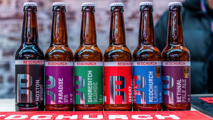 The Redchurch Brewery cover image