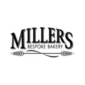 Miller's Bakery logo image