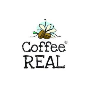 Coffee Real logo image