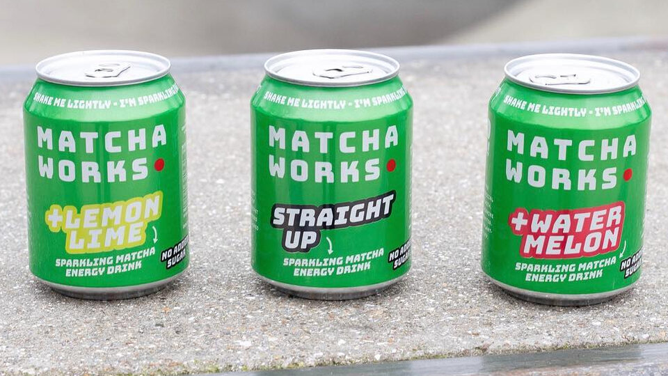 Matcha Works cover image