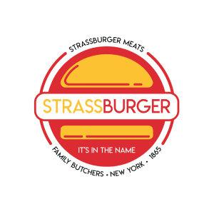 Strassburger Steaks logo image