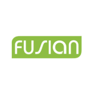 Fusian logo image