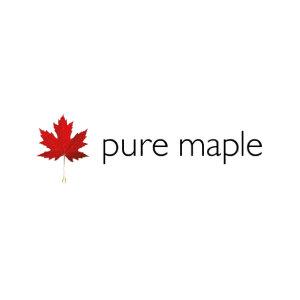 Pure Maple logo image
