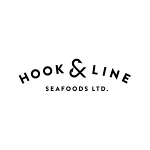 Hook and Line Seafoods logo image