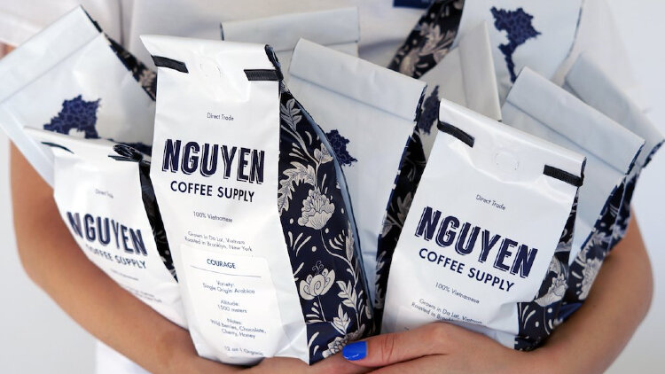 Nguyen Coffee Supply cover image