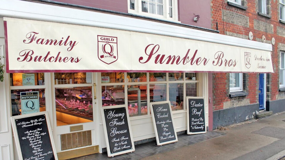 Sumbler Brother's Butchers cover image