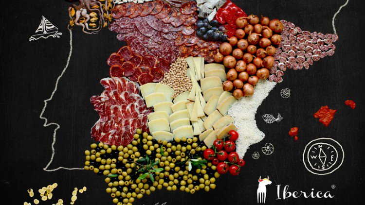Iberica Spanish Food cover image