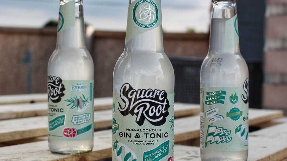 Square Root Soda cover image
