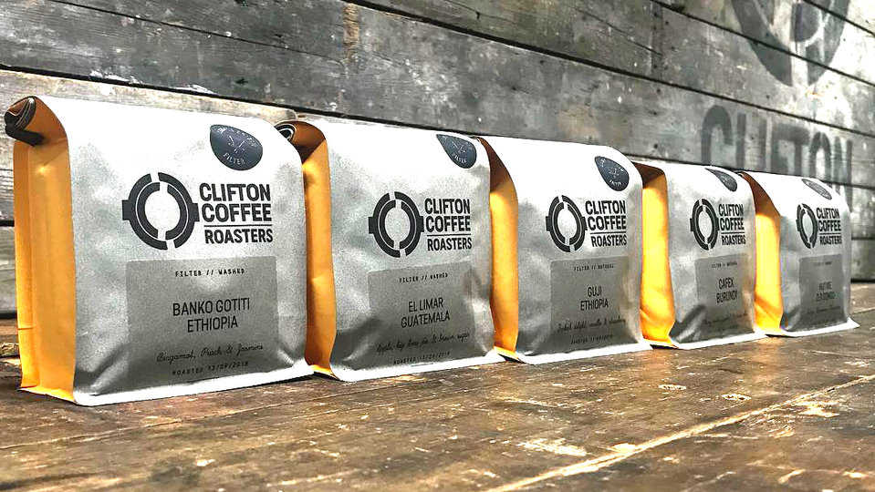 Clifton Coffee cover image