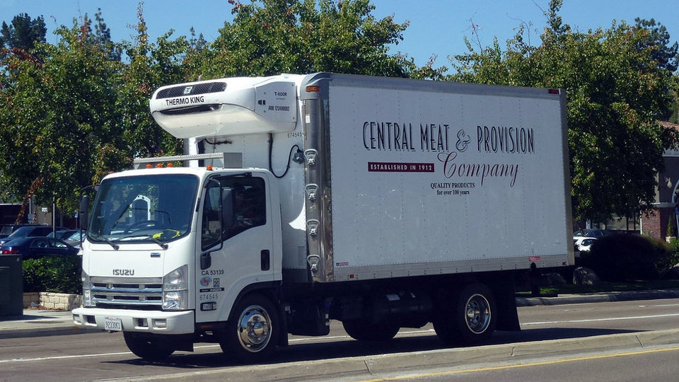Central Meat & Provision cover image