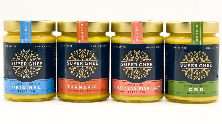 Super Ghee cover image