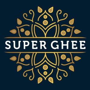 Super Ghee logo image