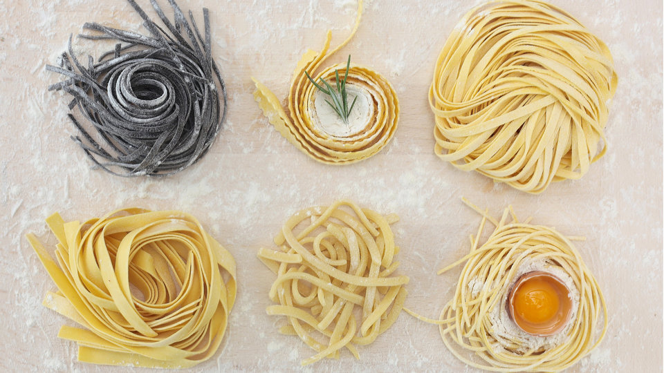 Pasta and Pasta cover image