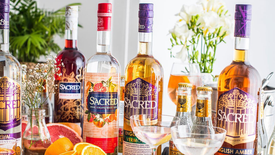 Sacred Gin cover image