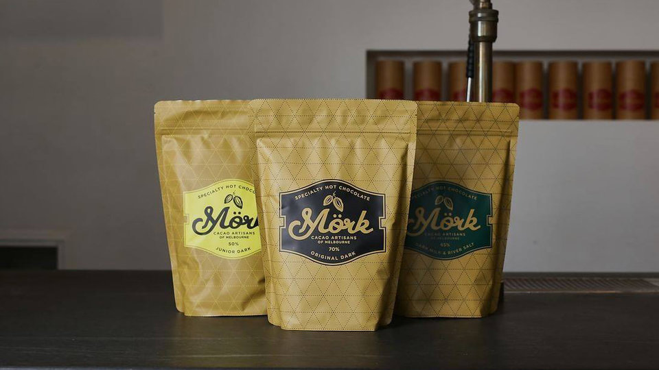Mörk Chocolate cover image