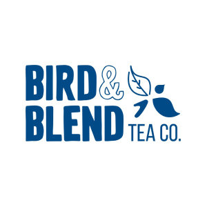 Bird and Blend Tea logo image