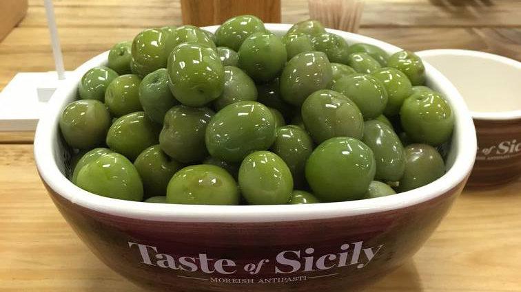 Taste of Sicily cover image