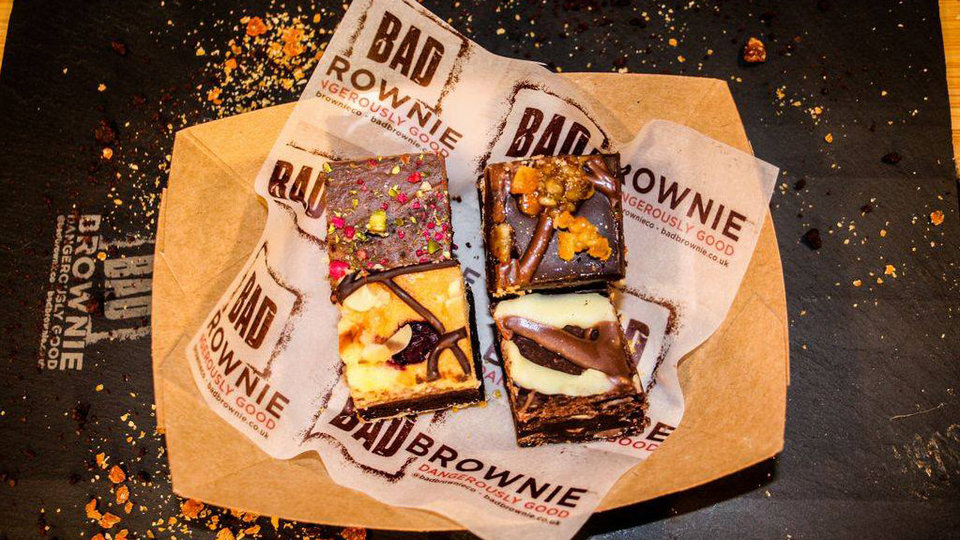 Bad Brownie cover image