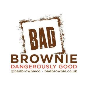 Bad Brownie logo image