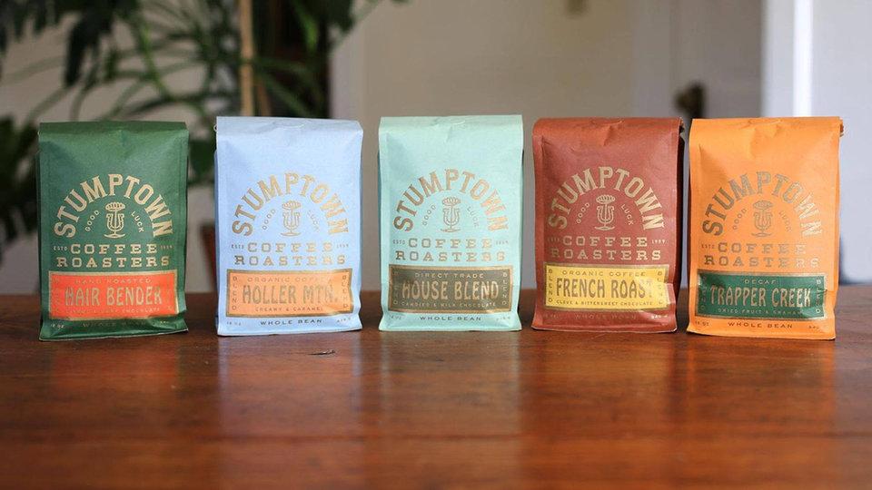 Stumptown Coffee (East) cover image