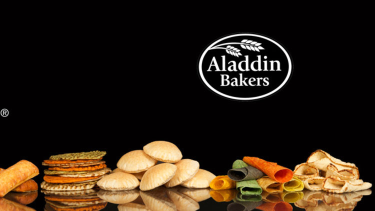 Aladdin Bakers cover image
