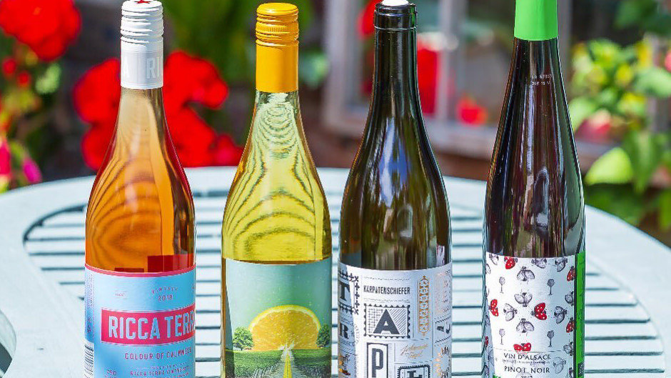 Alliance Wine cover image