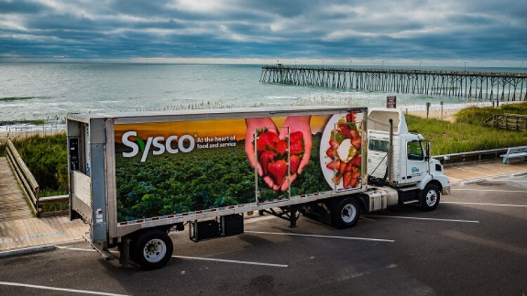 Sysco Chicago cover image