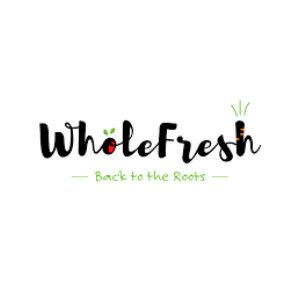 Wholefresh logo image