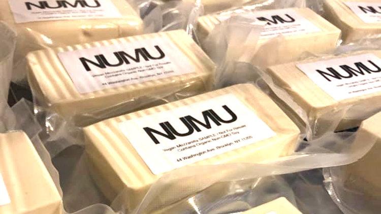 Numu Vegan Cheese cover image