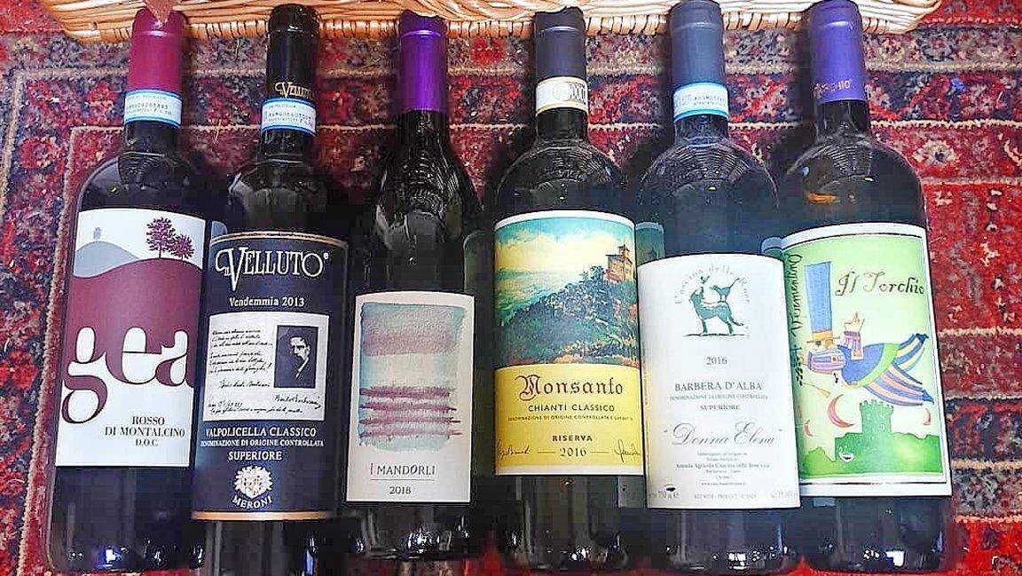 Passione Vino cover image