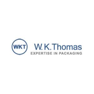 W K Thomas logo image