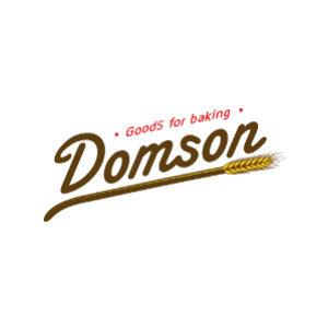 Domson logo image