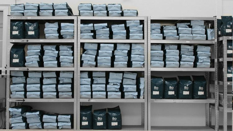 80 Stone Coffee Roasters cover image