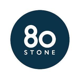 80 Stone Coffee Roasters logo image