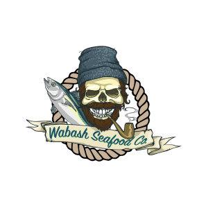 Wabash Seafood logo image