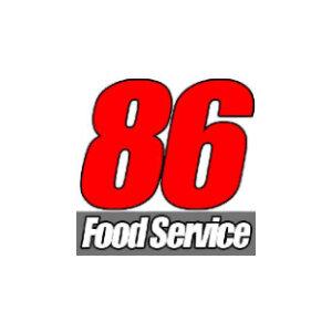 86 Foodservice logo image
