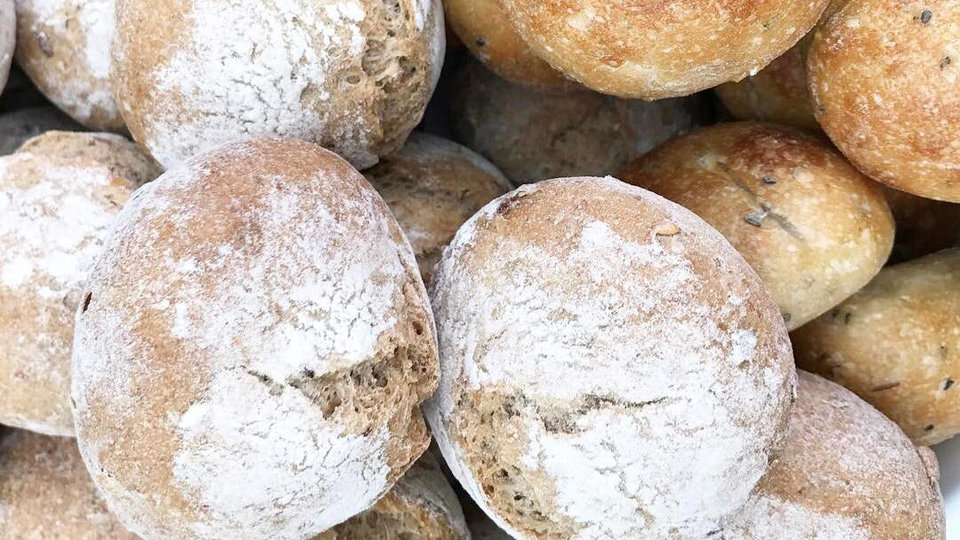 The Flour Station cover image