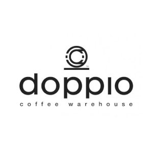 Doppio Coffee logo image