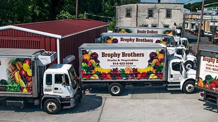 Brophy Brothers cover image