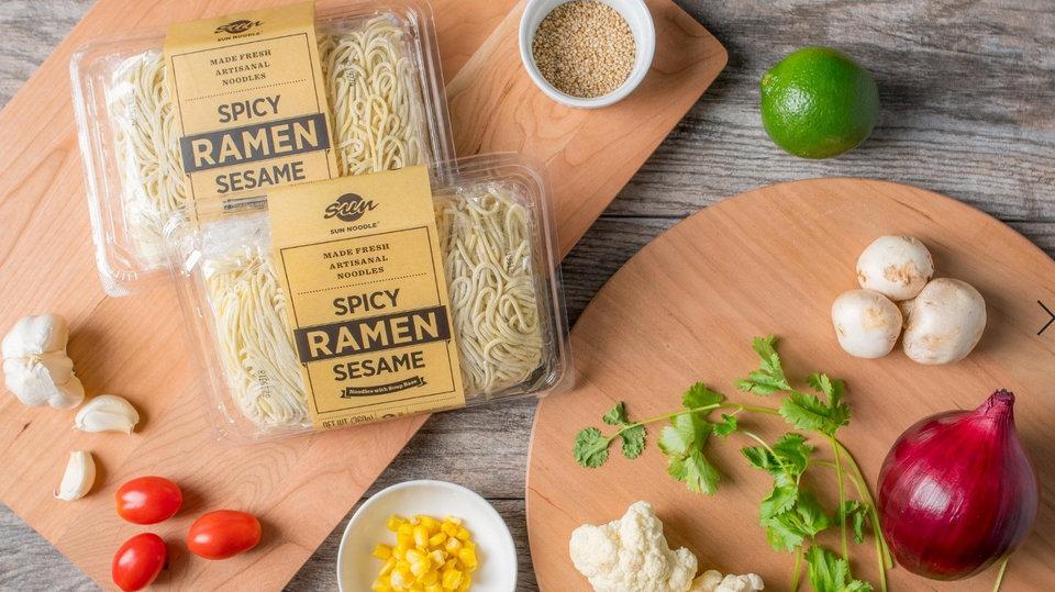 Sun Noodle cover image