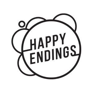 Happy Endings logo image