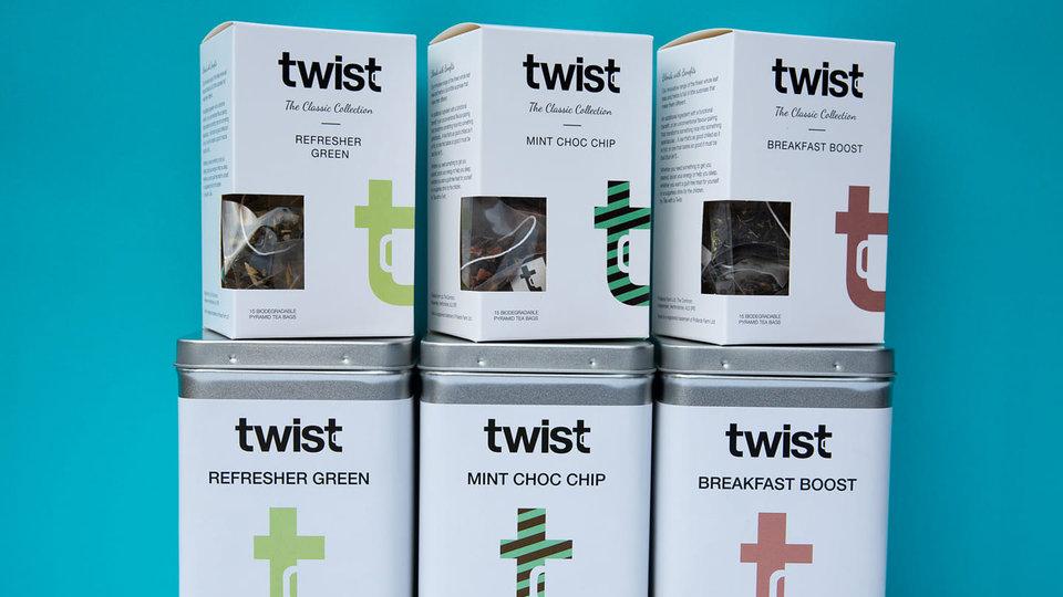 Twist Teas cover image