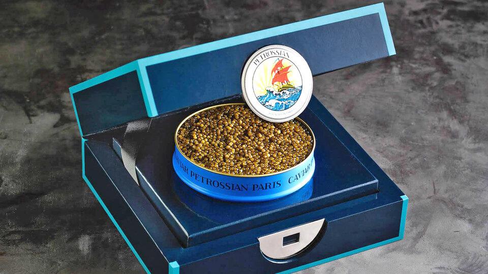Petrossian Caviar UK cover image