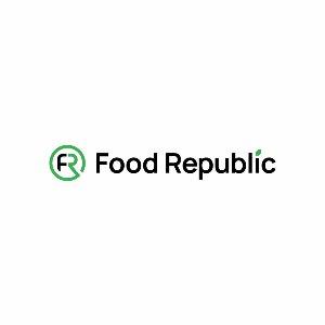 Food Republic logo image