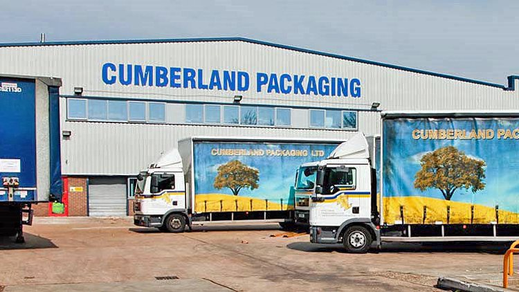Cumberland Packaging cover image