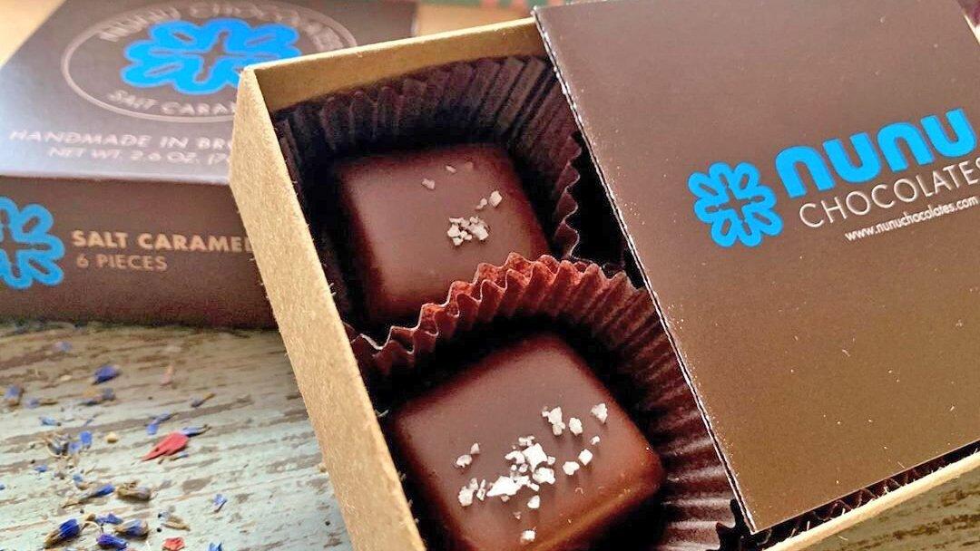 Nunu Chocolates cover image